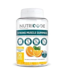 Strong Muscle Gummies