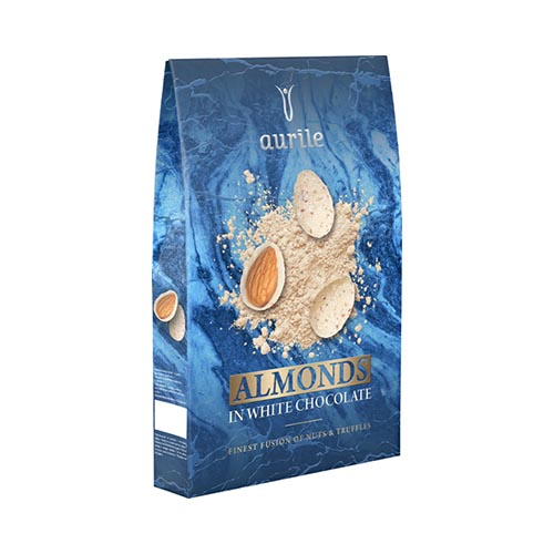 Witte chocolade Almond