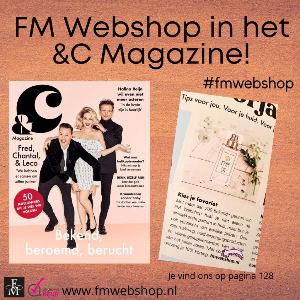 FM Webshop in het blad C 2